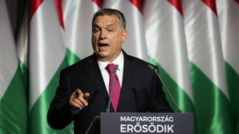 Orbán: Soros György, Soros György, Soros György, Soros György