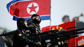 Észak-Korea megfenyegette az USA-t