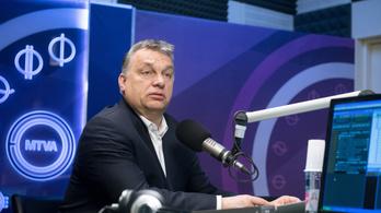Orbán: Borzalmas dolgokat skandálnak, sokaknak viszket a tenyere