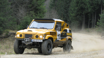 Ha kérdezik, mi ez, azt mondom: Dacia WRC