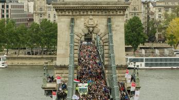 Délután indul az Élet Menete Budapesten