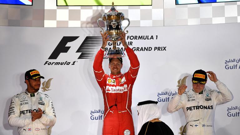 Vettel-Hamilton: 2-1!