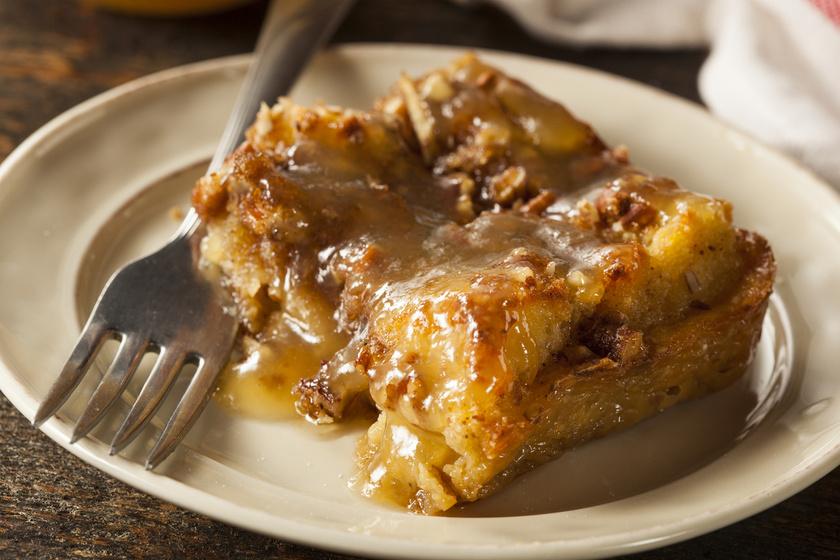 Egyszerű édes kalácsfelfújt - Nehogy kidobd a száraz péksütit