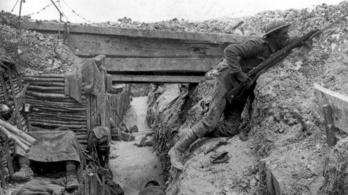 Hol értek véget a nagy háború lövészárkai?