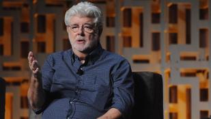 George Lucas félve vallotta be, de a Csillagok háborúját 12 éves gyerekeknek szánta