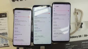 Gáz van a Samsung új csúcstelefonjával is?