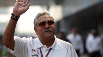 Letartóztatták a Force India-tulajt, gondban lehet a rózsaszín csapat