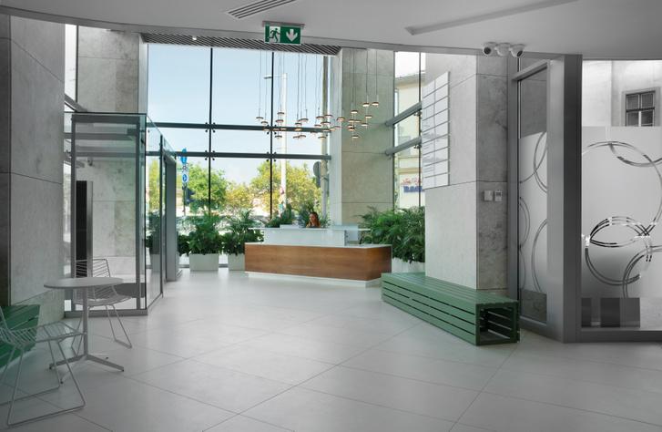 CityZen – impozáns lobby