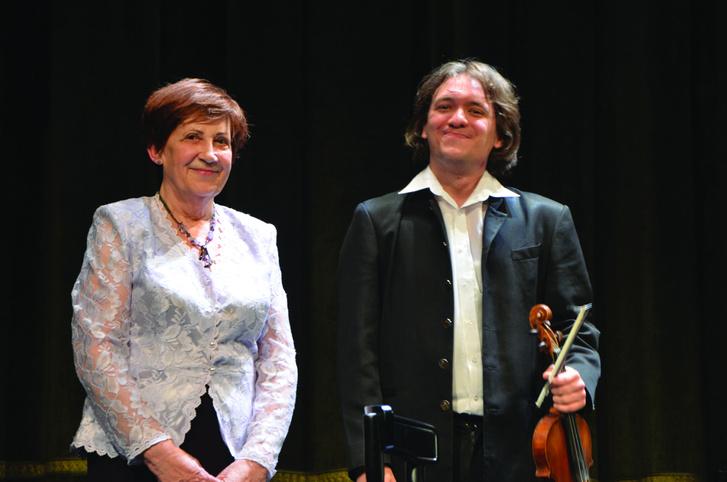 Prunyi Ilona és Banda Ádám