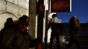 A város, ahol kilencen laknak, és napi 13 ezer doboz sör fogy