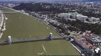 Lenyűgöző lett a megújult Google Earth