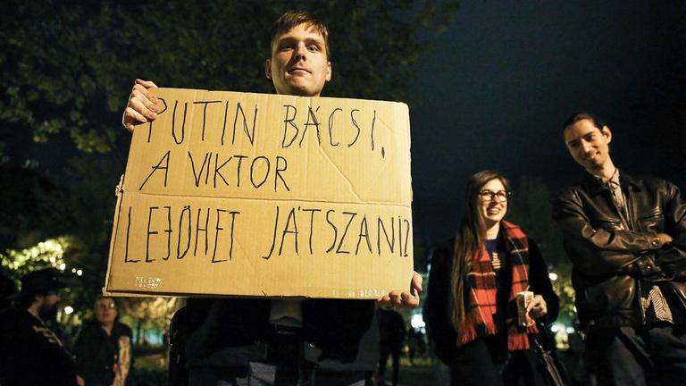 Nyugi, az FSZB is ott lesz a tüntetésen az orosz követségnél