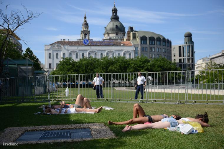 Pihenés Budapesten