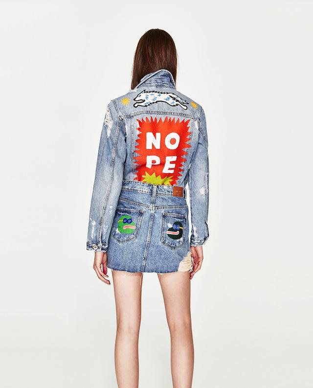 Tényleg nem értjük, mire gondolhat ilyenkor a Zara.