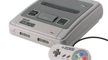 Visszatér a Nintendo SNES