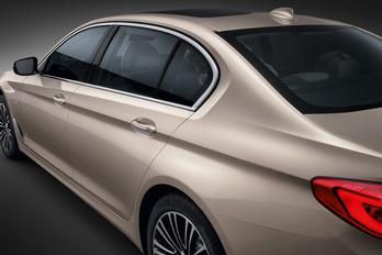 Tizenhárom centivel több 5-ös BMW-t kapnak a kínaiak