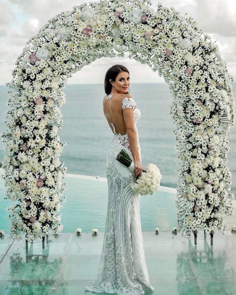A 2012-es Miss World Hungary mesébe illő módon mondta ki az igent.