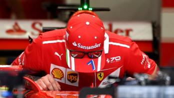 Kimi Räikkönen is elkezdett kételkedni