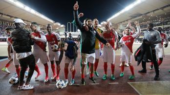 Elődöntős a Monaco, a Juve kiütötte a Barcát a BL-ből
