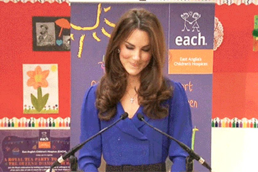 """Amikor Katalin hercegnét megkérdezték, miért késtek a gáláról, csak ennyit válaszolt: """"Sajnálom, Vilmosnak be kellett lőnie a frizuráját."""""""