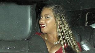 Végre láthatjuk Beyoncé igazi arcát is