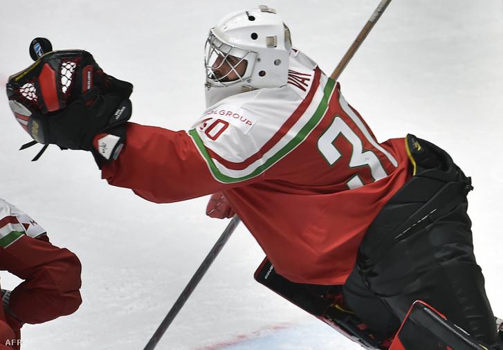 Vay Ádám a 2016-os szentpétervári világbajnokságon
