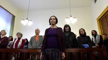 Mérsékelték Geréb Ágnes büntetését, nem kell börtönbe vonulnia