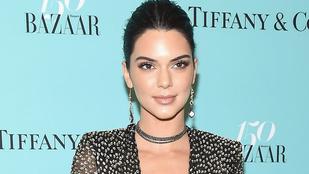 A botrányos Pepsi reklám se tudta derékba törni Kendall Jenner karrierjét