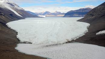 Sokkal jobban olvad az Antarktisz jege, mint a tudósok gondolták