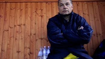 Orbán felügyeli a Puskás-stadion építését
