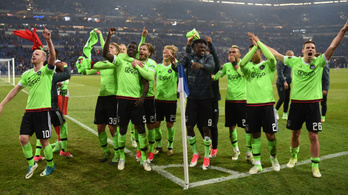 Az Ajax tíz emberrel, a 120. percben tett csodát