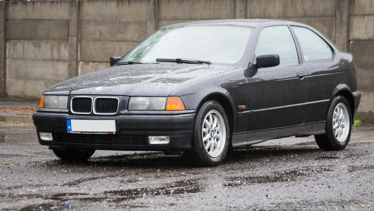 Végül én is vettem egy BMW-t