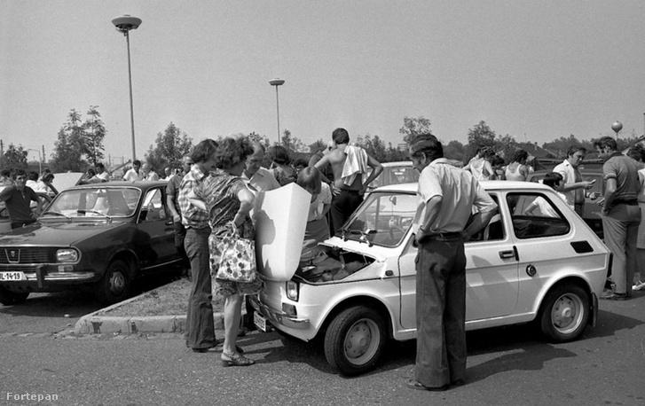Dobi István út, 1986-87 táján