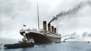 105 éve fekszik az óceán mélyén a Titanic