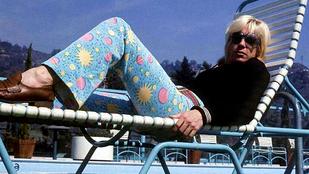 Ma 70 éves Iggy Pop