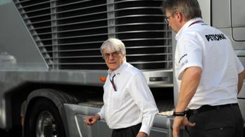 Ross Brawn miatt kellett kitenni Ecclestone-t, kiderült az ok is
