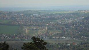 Kéktúra a Budai-hegységben