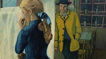 Több ezer olajfestményből készült a világ első festmény-filmje