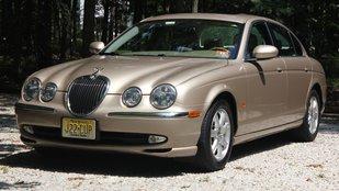 A Váratlan Szépség - Jaguar S-type