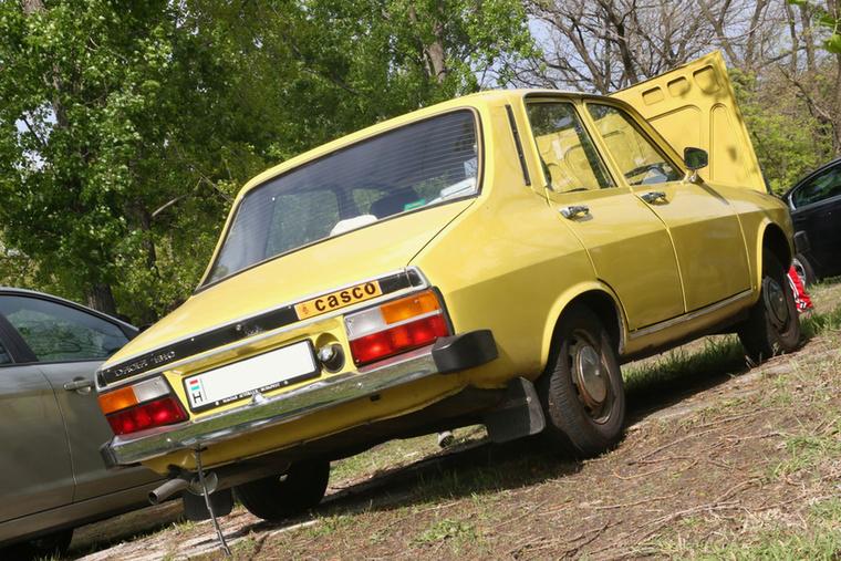 Nem lenne teljes a kép Dacia nélkül