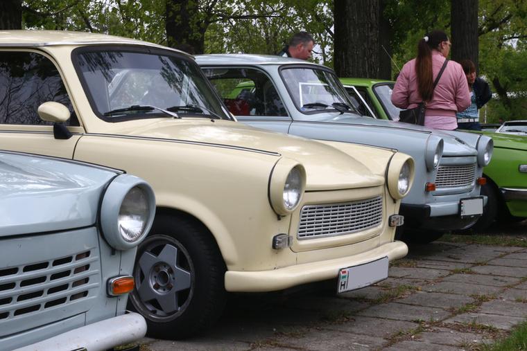 Egy biztos: a Trabant örök