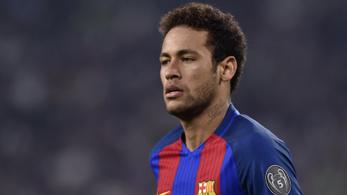 Neymar eltiltása ellenére ott lesz a pályán a Real ellen?