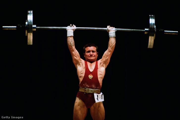 Földi Imre a tokiói olimpián 1964-ben