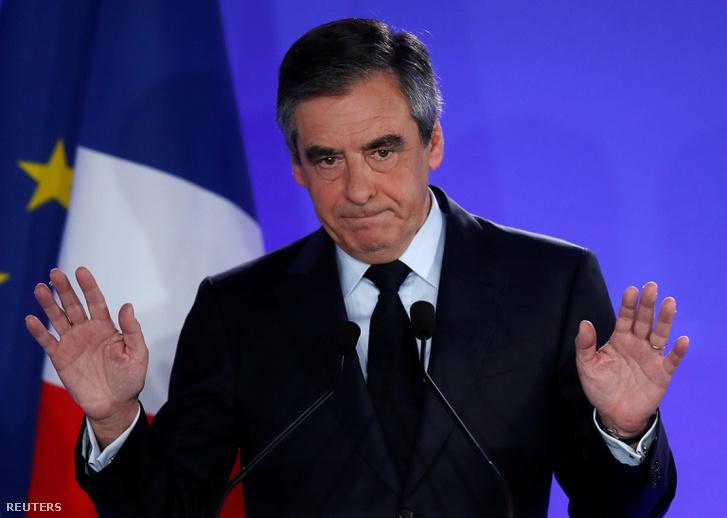 Fillon Macron-t támogatja