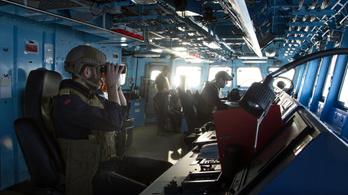 Az oroszok meghekkelték a dán fegyveres erőket is