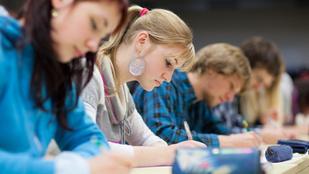 Hány százalék hányas az érettségin?