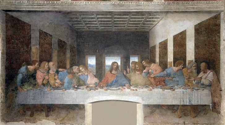 Leonardo da Vinci: Az utolsó vacsora