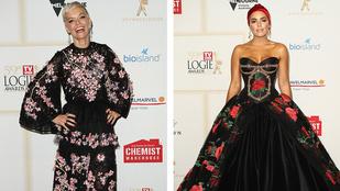 Kinek áll jobban: ausztrál celebnők estélyiben