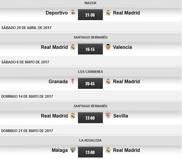 Plusz a Celta-Real elmaradt meccs május 17-én