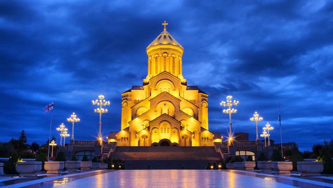 Olcsón egy teljesen új világba, irány Tbiliszi!